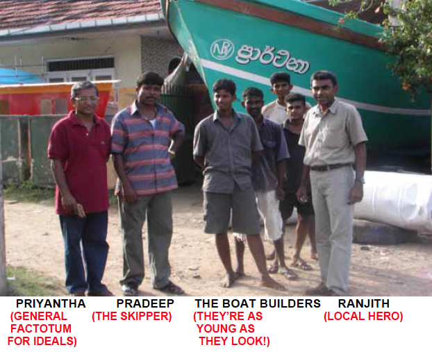 Trawler Team